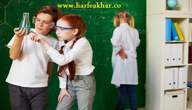 برنامه ی درس شیمی شیروانی